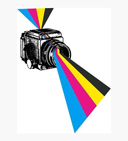 cmyk shooter Photographic Print