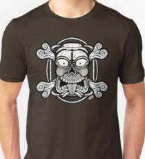 Tiki Skull  Unisex T-Shirt