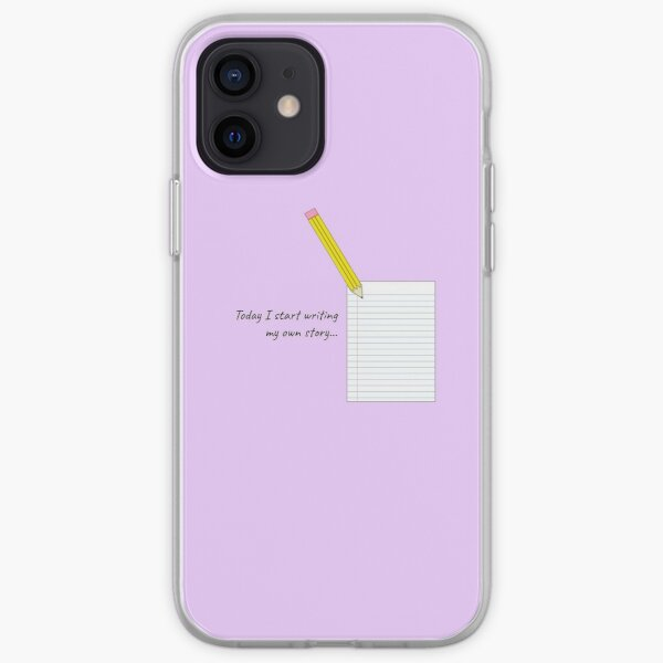 Write Your Own Story iPhone Soft Case