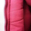 Pink Zipper by armadillozenith
