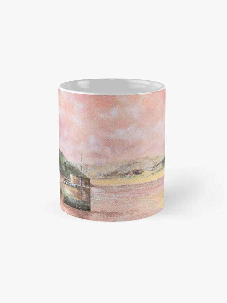 Alternate view of Padstow Harbour, North Cornwall Art Mug