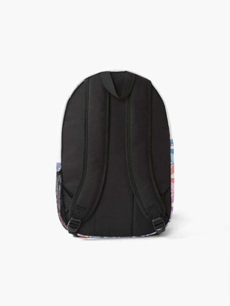 Alternate view of Geodesic Sphere, Purple Backpack