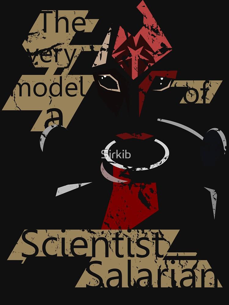 Mordin, Scientist | V-Neck