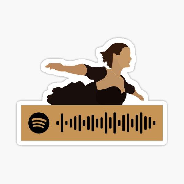 Avantages d'être un code Spotify Wallflower - Heroes Sticker