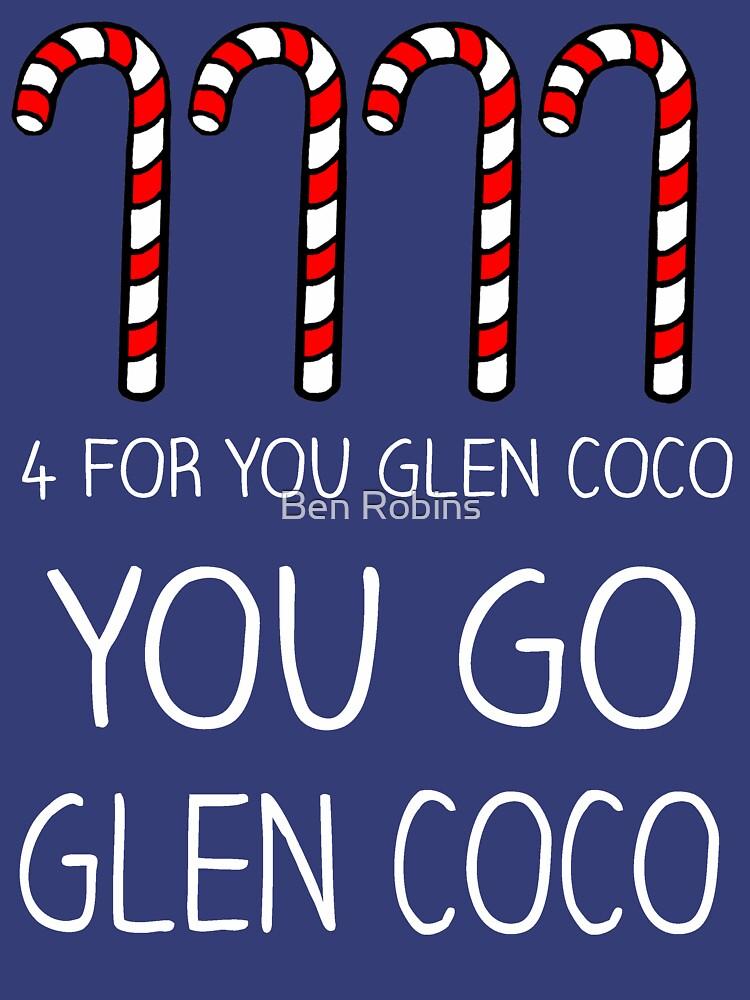 Mean Girls Glen Coco | Unisex T-Shirt