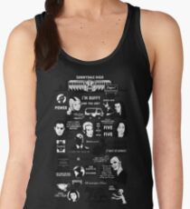 Quotes From the Hellmouth Women's Tank Top