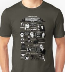 Quotes From the Hellmouth T-Shirt