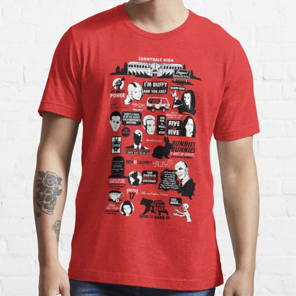 Citations de l'Hellmouth T-shirt essentiel