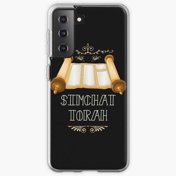 Happy Jewish Simchat Torah Day Samsung Galaxy Soft Case