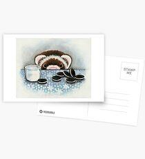 Cookie Monster Postcards