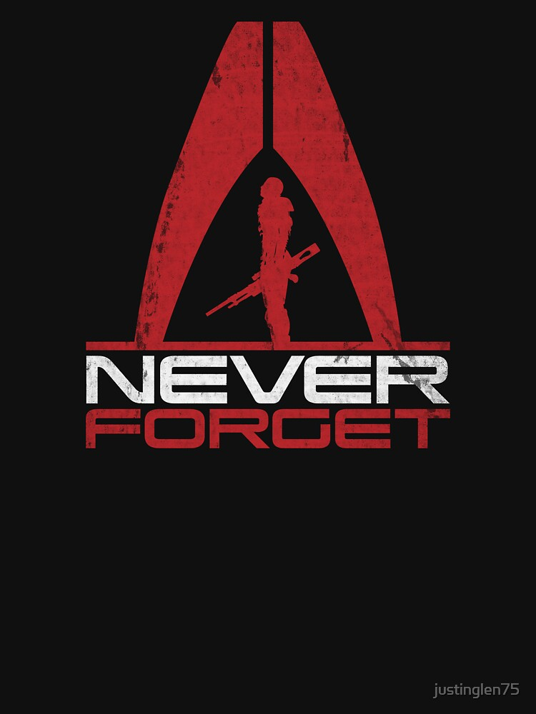 Never Forget: Shep v1 | Unisex T-Shirt