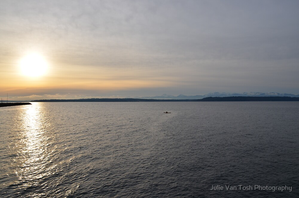 Puget Sound by Julie Van Tosh Photography