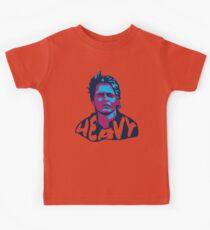 Marty McFly Pop Art Kids Tee