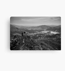 Helm Crag Canvas Print