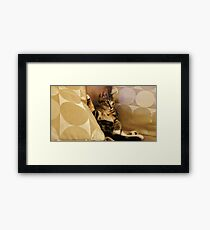 Come Up & See Me Sometime Framed Print