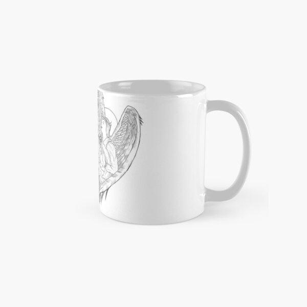 Angels and lilys Classic Mug