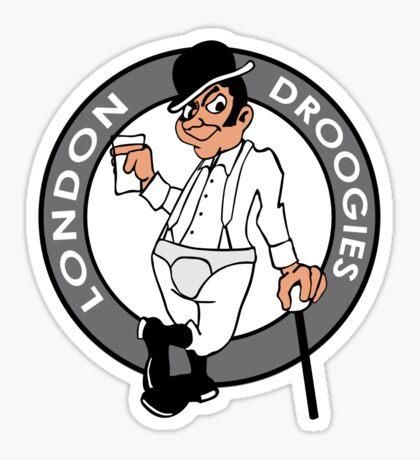 London Droogies Sticker