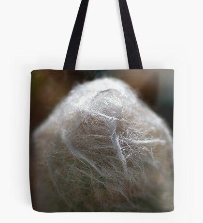 Hairy Cactus Tote Bag