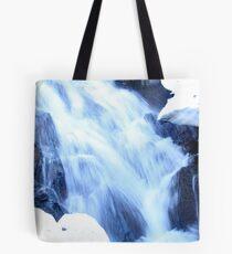Mt Rose Waterfalls Tote Bag