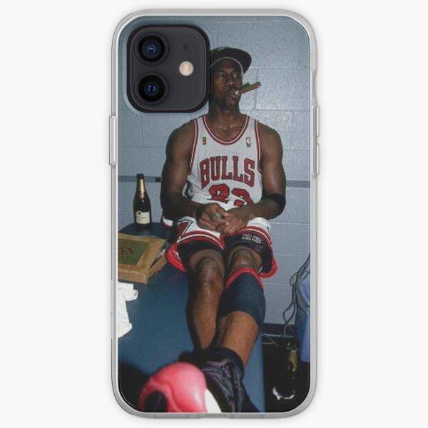 Le roi du basket .. Coque souple iPhone