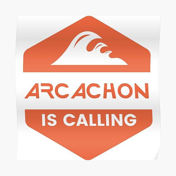 ARCACHON Poster