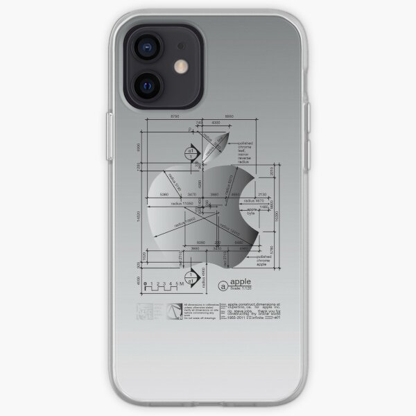 Apple Architect Dimension iPhone Case iPhone Soft Case