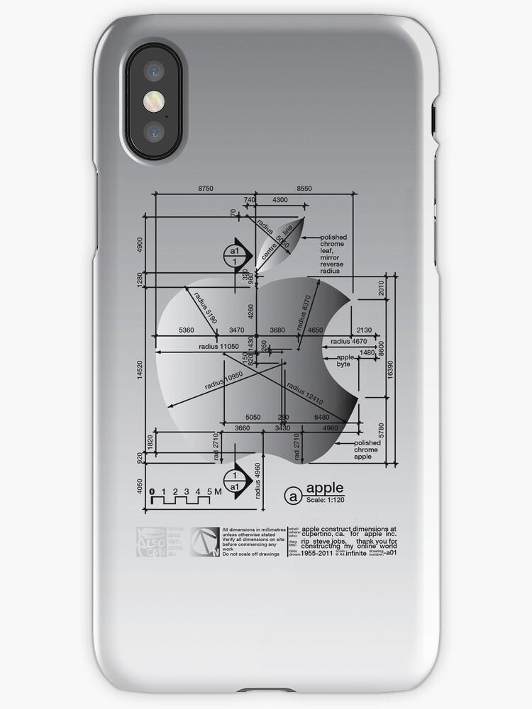 Vinilos y fundas para iphone estuche apple architect dimension para estuche apple architect dimension para iphone de jane mcdougall malvernweather Image collections