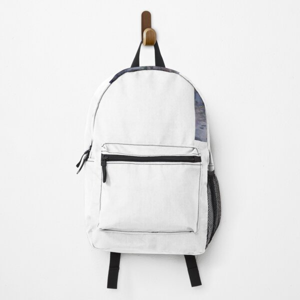 It comes from the sea  Backpack