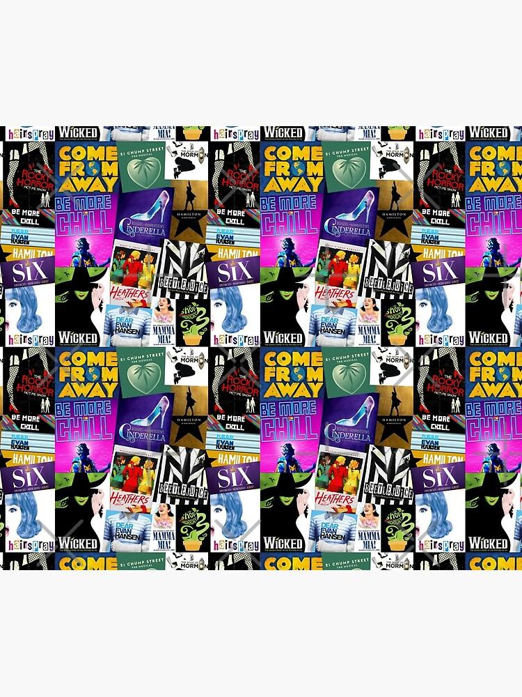 Musicals Collage  by BrambleBox