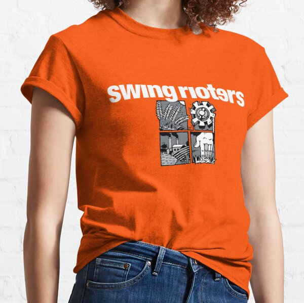 Swing rioters T shirt Classic T-Shirt