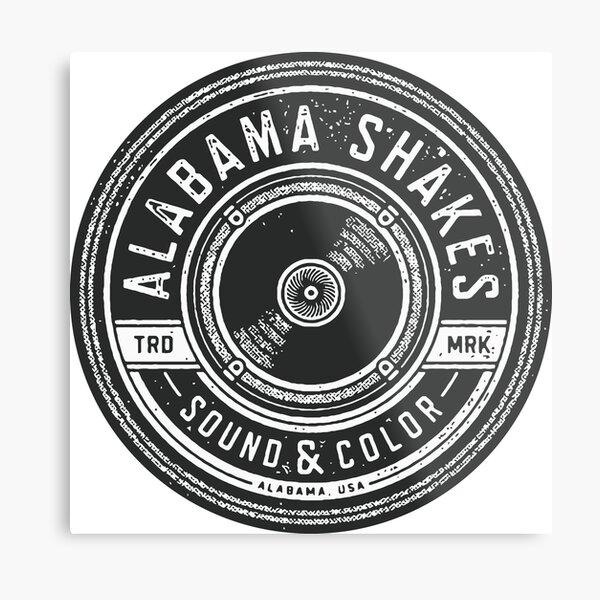 Alabama shakes Metal Print