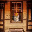 Will the Train ever come? by Debra Fedchin