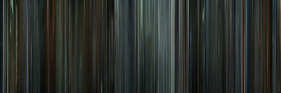 Moviebarcode: Total Recall (2012) by moviebarcode