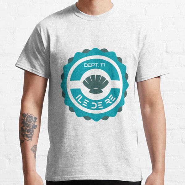 ILE DE RE T-shirt classique