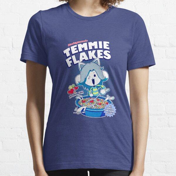 Temmie Flakes! Essential T-Shirt