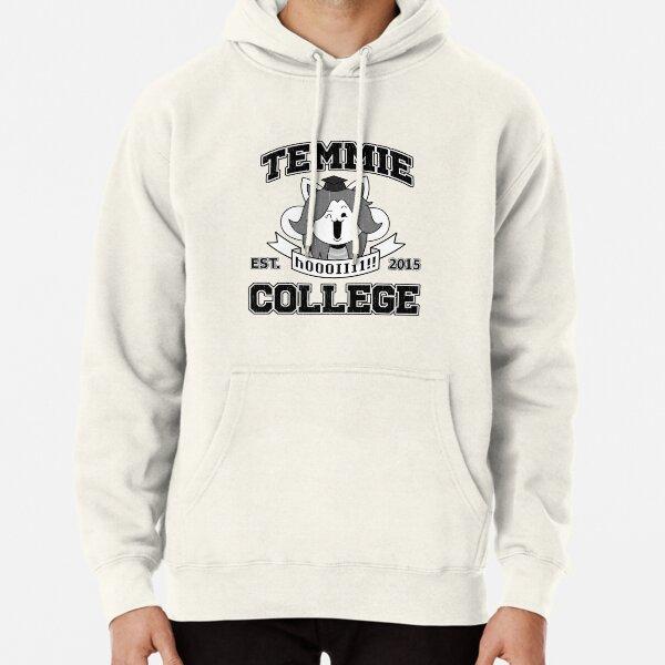 Temmie College Pullover Hoodie