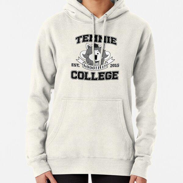Temmie College Sweat à capuche épais