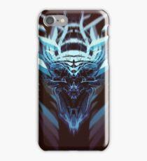 DK Skull blue iPhone Case/Skin