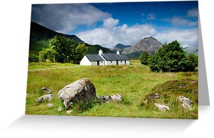 Black Rock Cottage by Dave Hudspeth