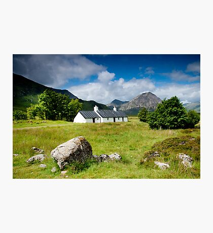 Black Rock Cottage Photographic Print