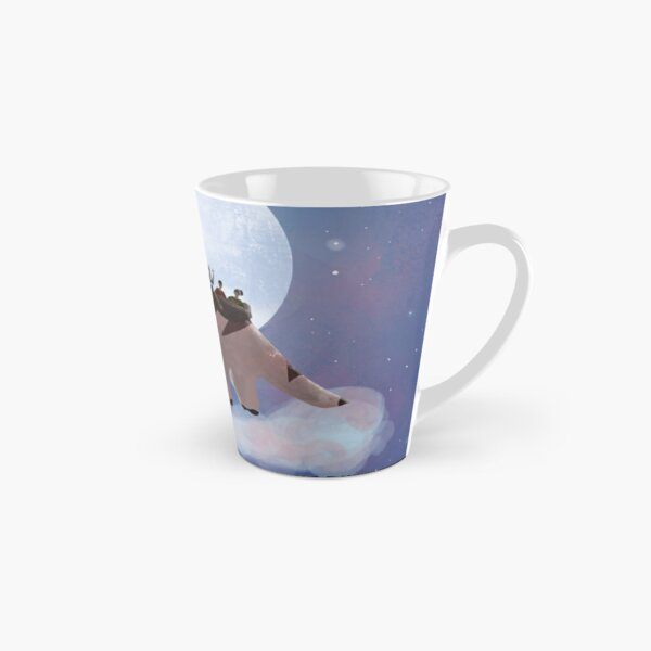 Appa and Team Avatar: Under the Moon Tall Mug