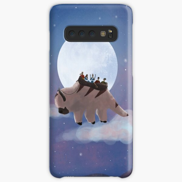 Appa and Team Avatar: Under the Moon Samsung Galaxy Snap Case