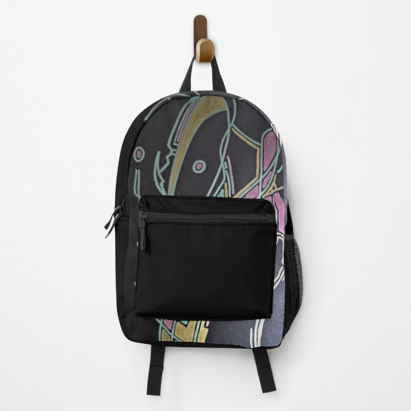 Picassoesque Backpack