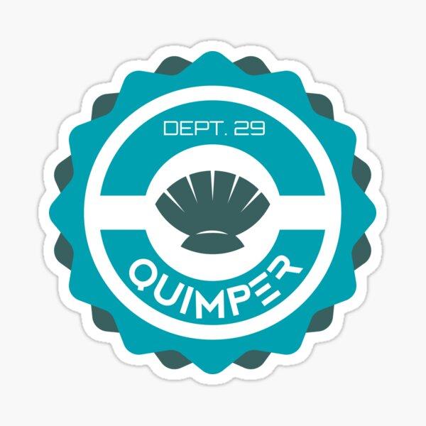 QUIMPER Sticker