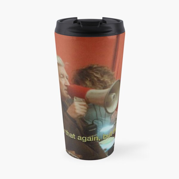David Lynch ok Mug isotherme