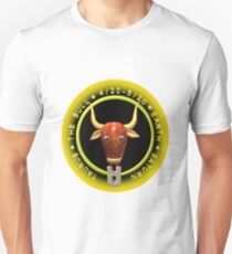 Taurus zodiac astrology  by Valxart T-Shirt