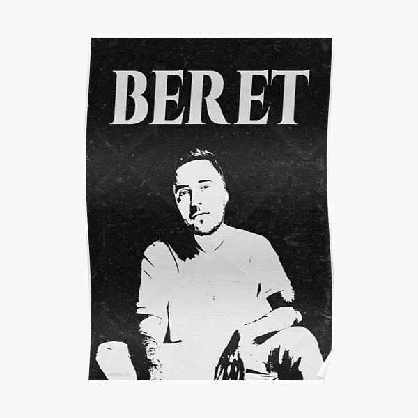 Beret | Retro Póster