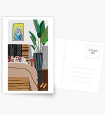 Budgie room Postcards