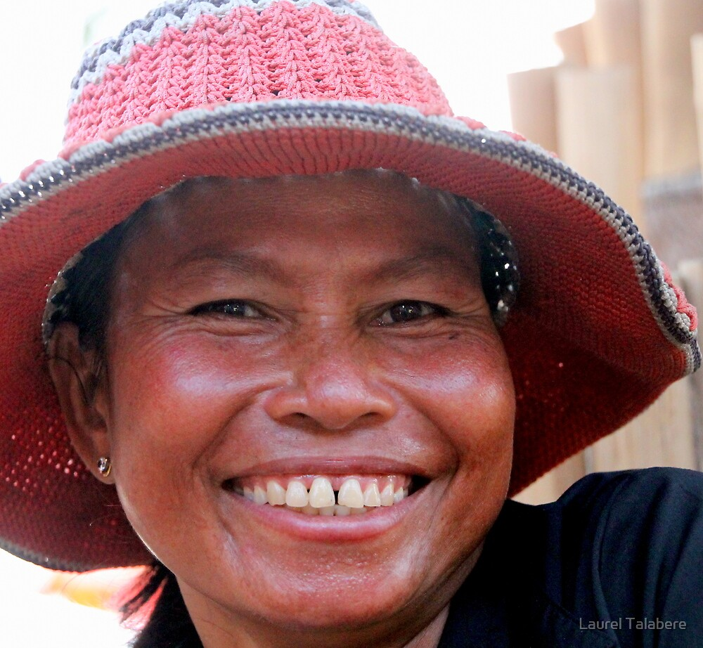 """The """"Sticky Rice"""" Lady by Laurel Talabere"""