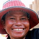 "The ""Sticky Rice"" Lady by Laurel Talabere"